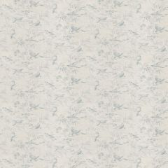 Fabricut Aviary Toile Chambray 26726-05 French General Collection Multipurpose Fabric