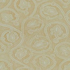 Kravet Couture Dewi Paisley Twilight 32437-411 Calvin Klein Home Collection Indoor Upholstery Fabric