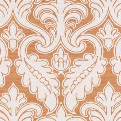 Duralee Mare Bear-Tangerine by Eileen K. Boyd 15676-35 Decor Fabric