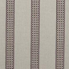 Clarke and Clarke Lali Flax F0542-01 Global Luxe Collection Drapery Fabric