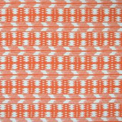 Silver State Sunbrella Arapaho Tangerine High Society Collection Upholstery Fabric