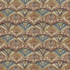 Fabricut Yoru Ikat Coral Clay 4274 Multipurpose Fabric