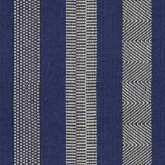 Lee Jofa Berber Blue / Indigo 2017100-540 by Oscar De La Renta Indoor Upholstery Fabric