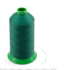 A&E Poly Nu Bond Twisted Non-Wick Polyester Thread Size 138 #4600 Erin Green