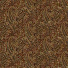 Fabricut Hera Paisley Harvest 68208-01 Indoor Upholstery Fabric