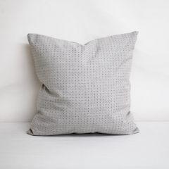 Indoor/Outdoor Sunbrella Lure Pebble - 22x22 Throw Pillow (quick ship)