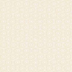 F-Schumacher Alcazaba-Bisque 5005951 Luxury Decor Wallpaper