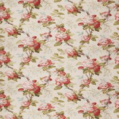 Fabricut York Coral 5768503 by Charlotte Moss