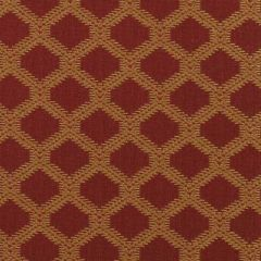 Duralee Gold/Red 15578-69 Decor Fabric