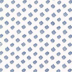 F-Schumacher Bakara Leaf-Delft 5005231 Luxury Decor Wallpaper