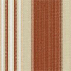 Tempotest Stripe Rust/Cream 636/84 Awning Fabric