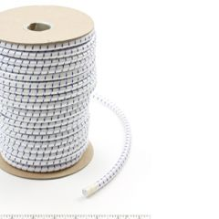 Patio Lane Polypropylene Covered Elastic Cord #M-6 3/8 inches x 100 feet