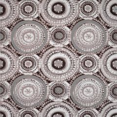 Silver State Sunbrella Cosmos Smoke Modern Eclectic Collection Upholstery Fabric