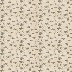 Fabricut Reeves Floral-Pewter 27202  Decor Fabric