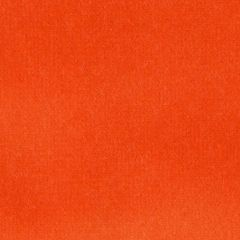 Kravet Velvet Treat Orange 33062-12 Modern Colors III Collection Indoor Upholstery Fabric