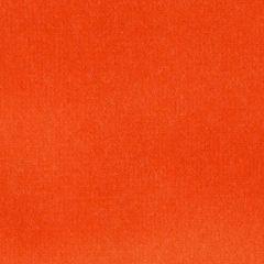 Kravet Velvet Treat Orange 33062-12 Modern Colors III Collection Indoor Upholstery Fabric