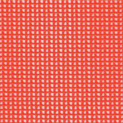 Screening Orange Tarp and Sign Fabric