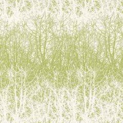 F-Schumacher Birches-Leaf/White 2707242 Luxury Decor Wallpaper