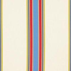 Ralph Lauren Sunbrella Windandsea Stripe Buoy LCF66364F Harbor Club Outdoor Collection Upholstery Fabric