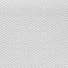 Sunbrella Thibaut Linea Chevron Sterling Grey W80593 Oasis Collection Upholstery Fabric