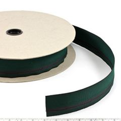 E-Z Lace Supreme 2-1/8 inches x 50 Yards 6637 Forest Green