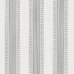 Perennials Piccadilly Stripe White Sands Morris and Co Collection Upholstery Fabric