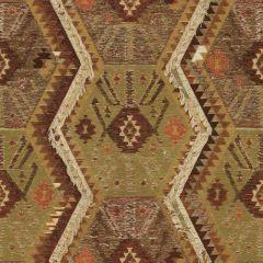 Kravet Vintage Kilim Sage 32357-630 Indoor Upholstery Fabric