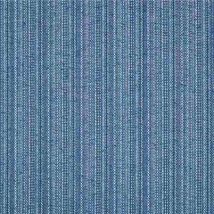 Kravet Sunbrella Cruiser Stripe Cobalt 34499-515 Echo Ibiza Collection Upholstery Fabric