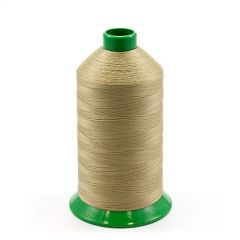 A&E Poly Nu Bond Twisted Non-Wick Polyester Thread Size 69 #4628 Toast