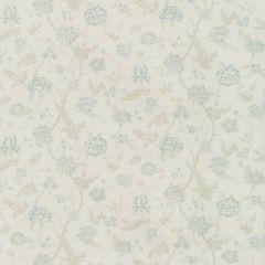 Lee Jofa Avignon Print Aqua / Sage 2018142-113 by Suzanne Kasler Multipurpose Fabric