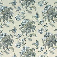 GP and J Baker Silwood Indigo BF10501-1 Drapery Fabric