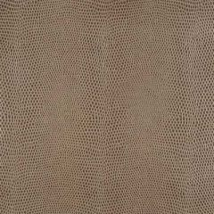 Duralee Mink 15537-623 Edgewater Faux Leather Collection Interior Upholstery Fabric