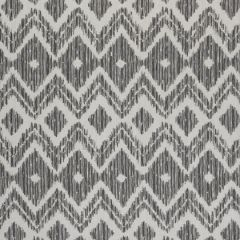 Sunbrella Thibaut Indira Sterling Grey W80773 Solstice Collection Upholstery Fabric