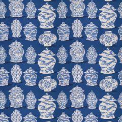 Stroheim Canton-Cobalt Blue by Dana Gibson 4694601 Luxury Decor Fabric