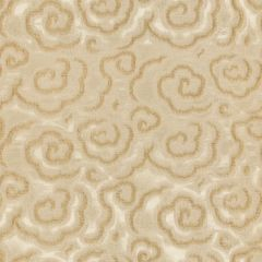 Kravet Couture Dragons Breath Spungold 31458-414 Indochine Collection by Barbara Barry Indoor Upholstery Fabric