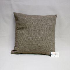 Indoor/Outdoor Sunbrella Tailored Taupe - 18x18 Throw Pillow (quick ship)