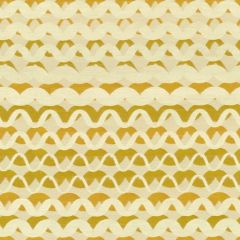 Kravet Ripple Effect Saffron 32105-414 Indoor Upholstery Fabric