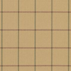 Ralph Lauren Westerly Tattersal Currant LCF50278F Indoor Upholstery Fabric