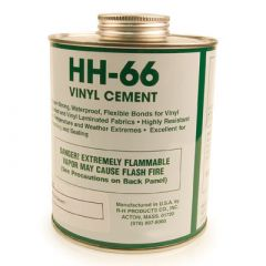 HH-66 Vinyl Cement 1 Quart Brushtop Can