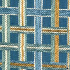 S.Harris Caravan-Blue Haze 8497103 Upholstery Fabric