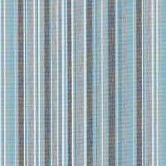 Sunbrella Canvas Porto Blue Chine SJA 3776 137 European Collection Upholstery Fabric