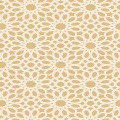 F-Schumacher Agadir Screen-Mocha 5006641 Luxury Decor Wallpaper