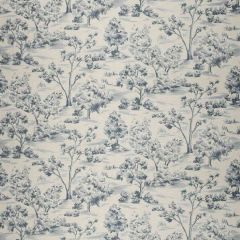 Fabricut Arbe Toile Bleu 75635-06 French General Collection Multipurpose Fabric