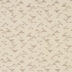 F Schumacher Design 513 Taupe 72233 Applied Architecture Collection Indoor Upholstery Fabric
