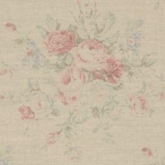 Ralph Lauren Wainscott Floral Vintage Rose LFY50106F Multipurpose Fabric