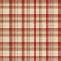 Ralph Lauren Westbrook Antique Red LCF20204F Indoor Upholstery Fabric