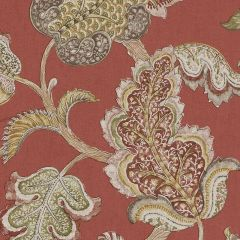 Duralee Pomegranate DP61437-559 Portsmouth Print Collection Indoor Upholstery Fabric