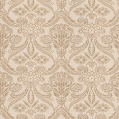 Fabricut Wisdom Damask Travertine 54940-01 Vignettes Collection Multipurpose Fabric