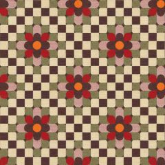 Sunbrella by Mayer Sula Flame 446-001 Wonderlust Collection Upholstery Fabric