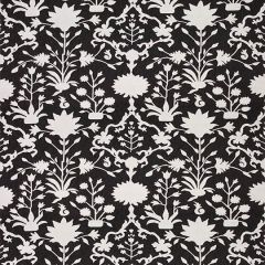 Sunbrella Thibaut Solana Black W80054 Portico Collection Upholstery Fabric